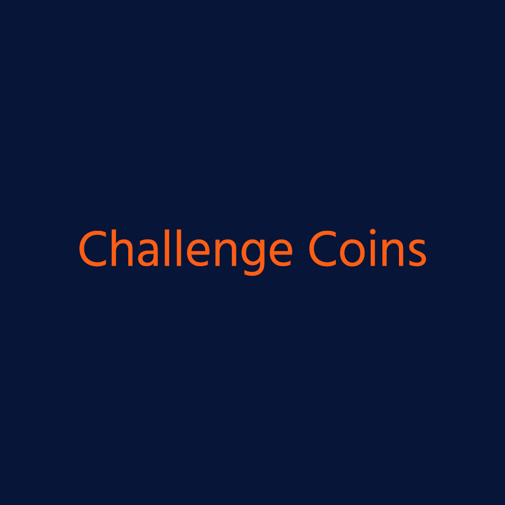Challenge & Promotional Coins