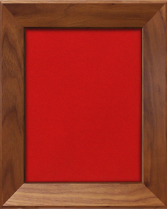 Shadowbox Red No Plate Md
